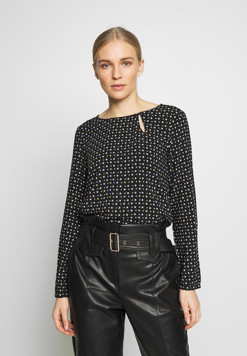 Esprit - BLOUSE - Blouse - black