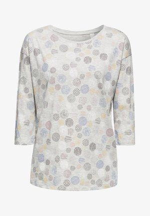 Camiseta de manga larga - new light grey