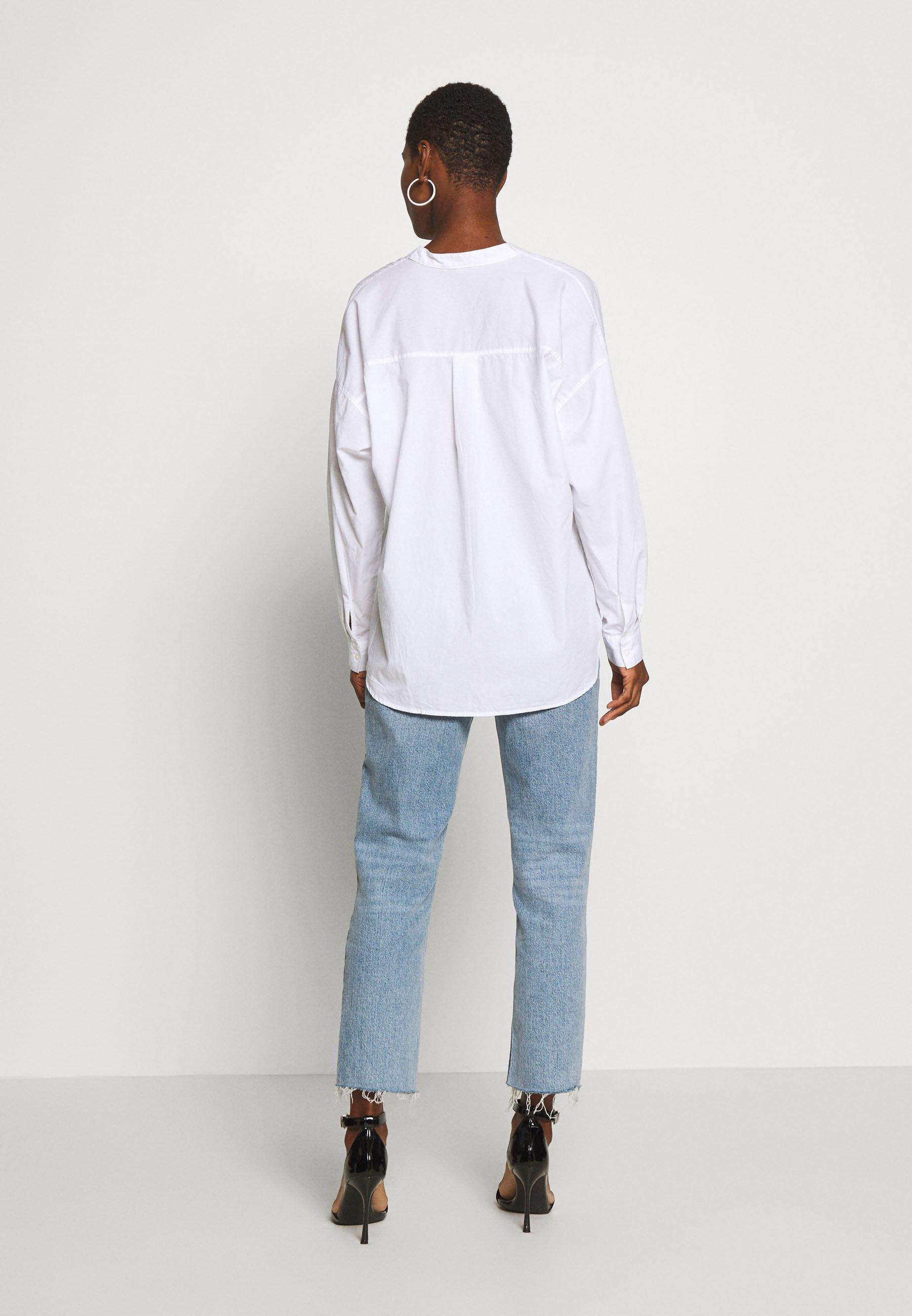 Esprit OCSCOTTON  - Bluser - white