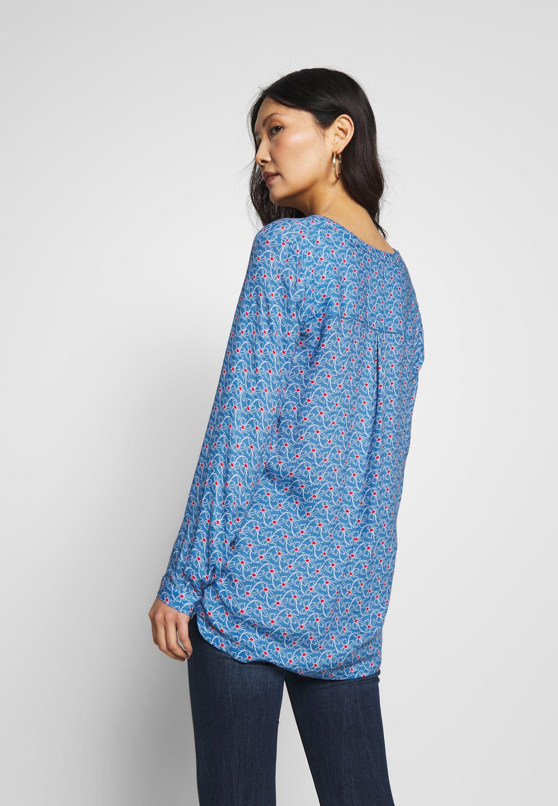 Esprit CORE FLUENT - Bluser - bright blue