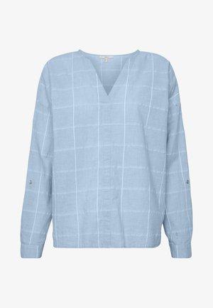PLAI - Blouse - light blue