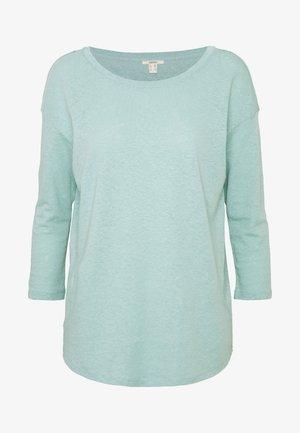 Sweter - light aqua green