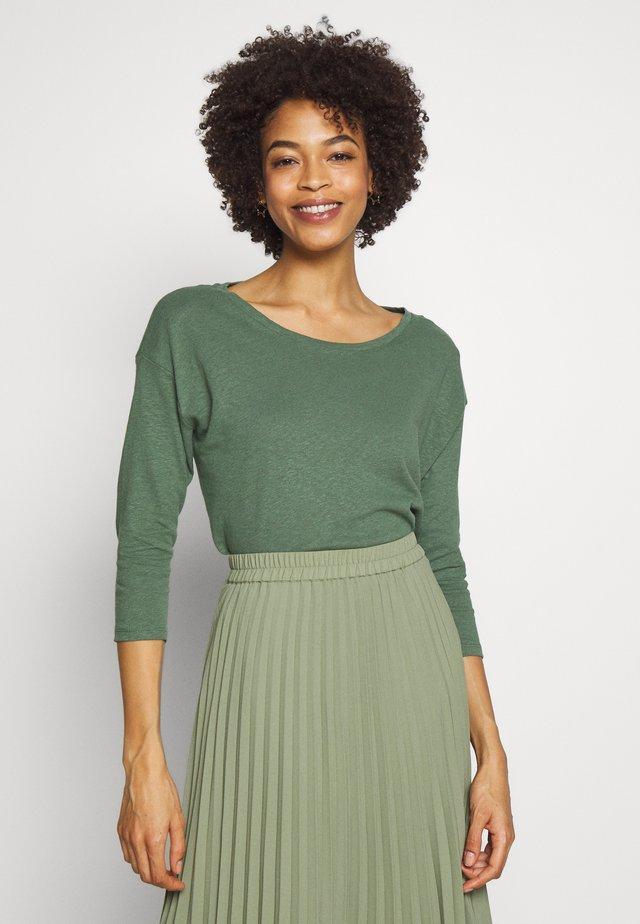 Maglione - khaki green