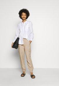 Esprit - UTILITY  - Košile - white - 1