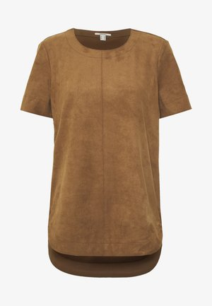 Blusa - toffee