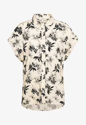 POPLPRINT - Button-down blouse - off white