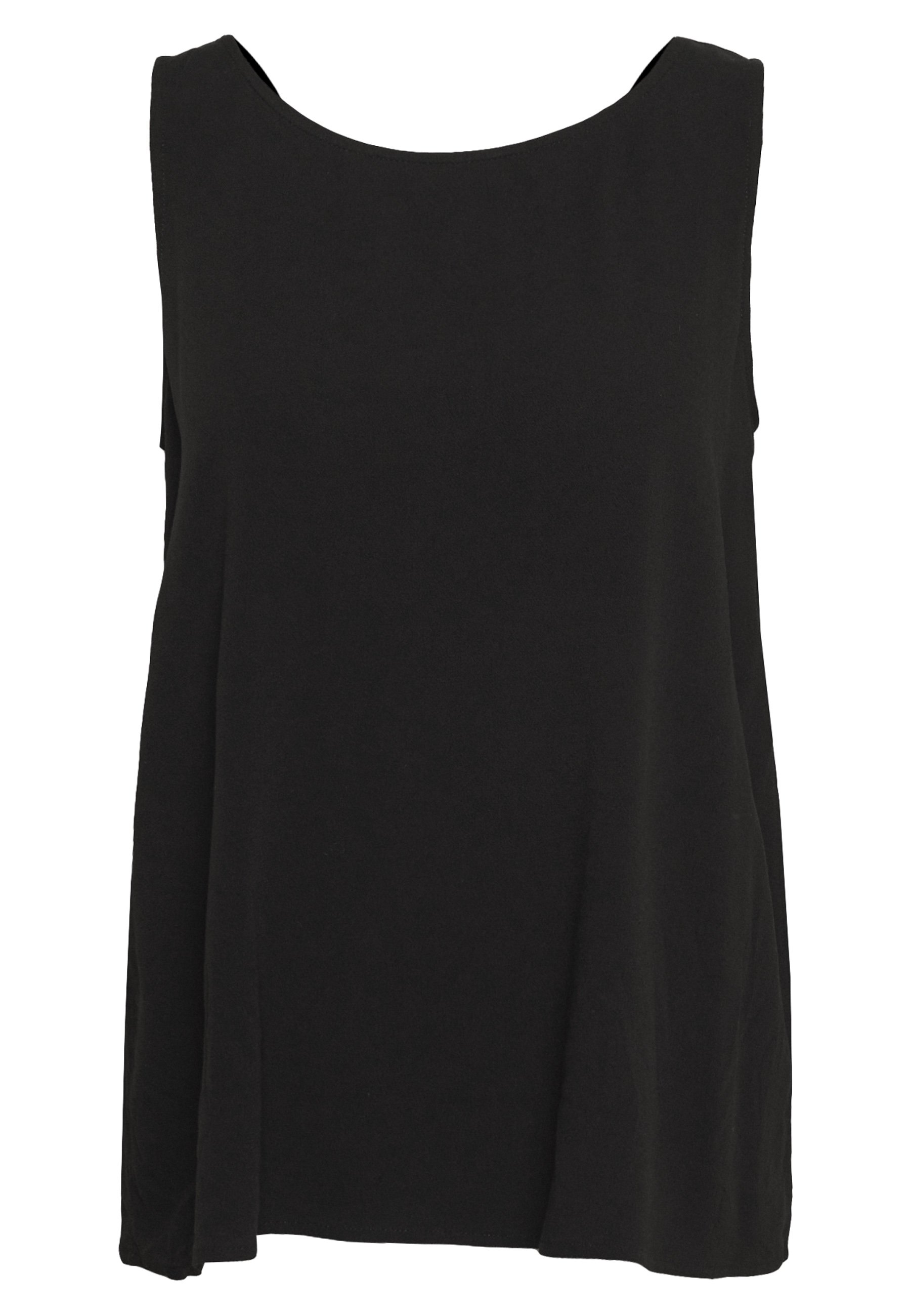 Esprit CORE RAYON CRÊP - Bluser - black