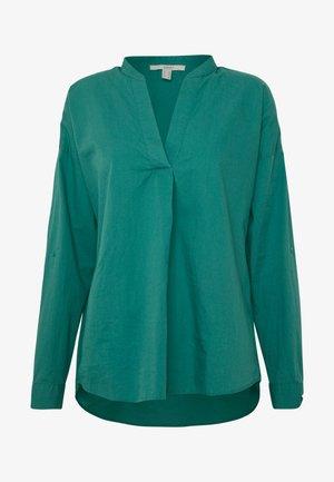 POPLIN - Blouse - teal green