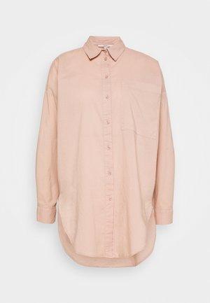 PLAIN - Košile - dark old pink