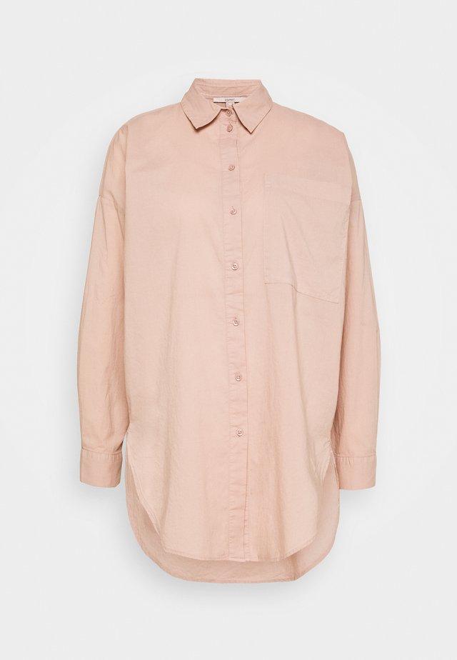 PLAIN - Overhemdblouse - dark old pink