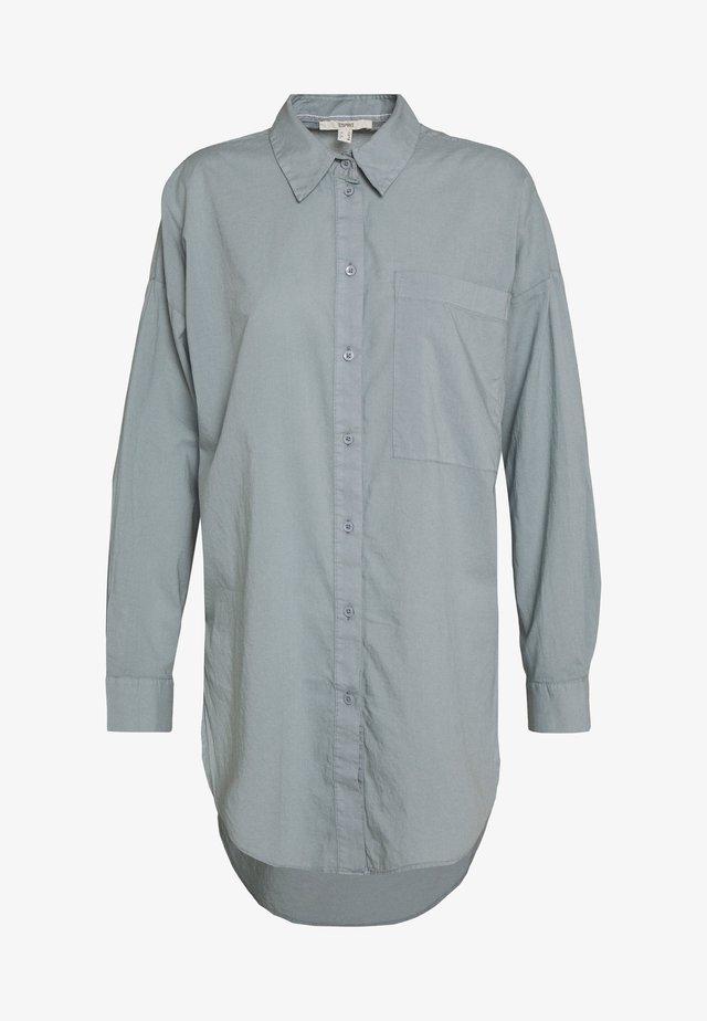 PLAIN - Koszula - grey blue