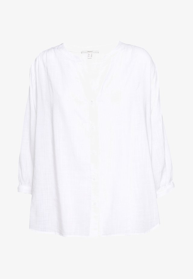 SOFT COTTON SLU - Blouse - white