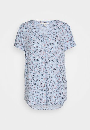FLUID - Blusa - light blue