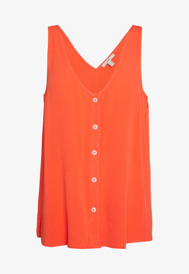 CORE - Blouse - coral