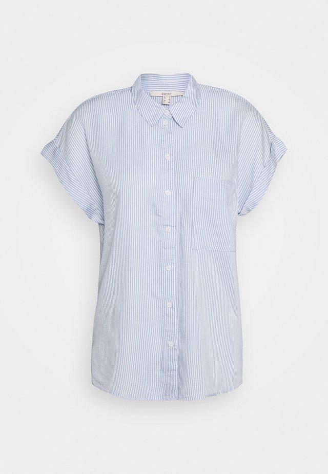 PINSTRIPE - Camicia - light blue