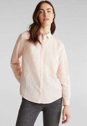 FASHION  - Button-down blouse - light pink