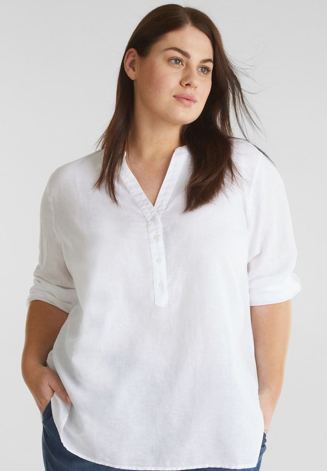 FASHION  - Blus - white