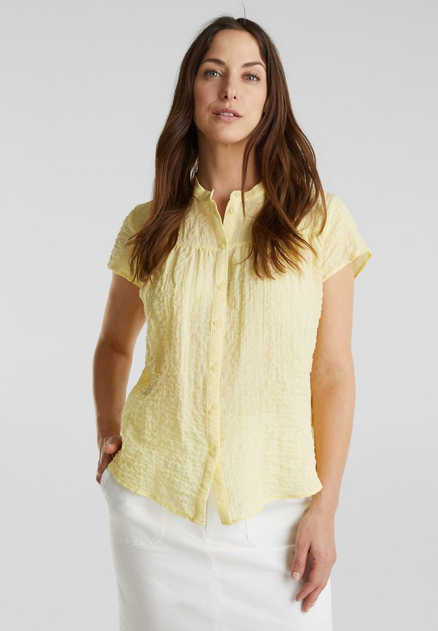 Skjorta - lime yellow