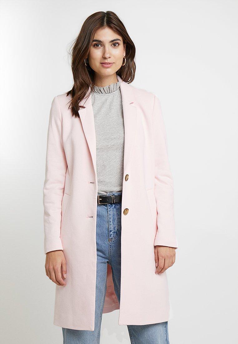 Esprit - COAT - Short coat - light pink