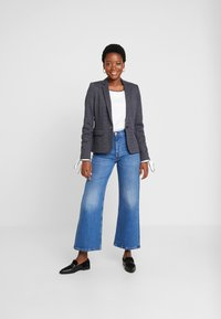 Esprit - Blazer - grey/blue - 1