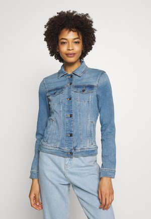 WAISTED - Spijkerjas - blue light wash