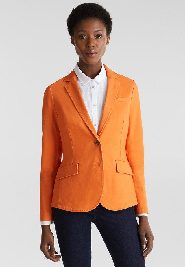Blazer - rust orange