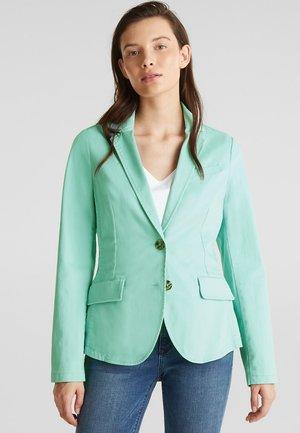 Blazer - light aqua green