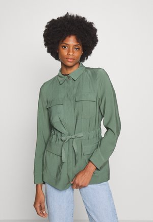 UTILITY - Summer jacket - khaki green