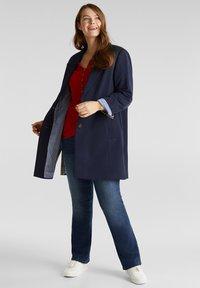 Esprit - Short coat - navy - 0
