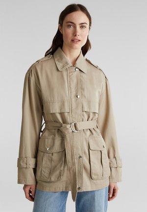 UTILITY - Outdoor jacket - beige