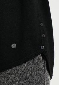 Esprit - Strickpullover - black - 4
