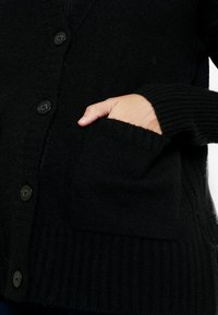 Esprit - CARDI - Chaqueta de punto - black - 4