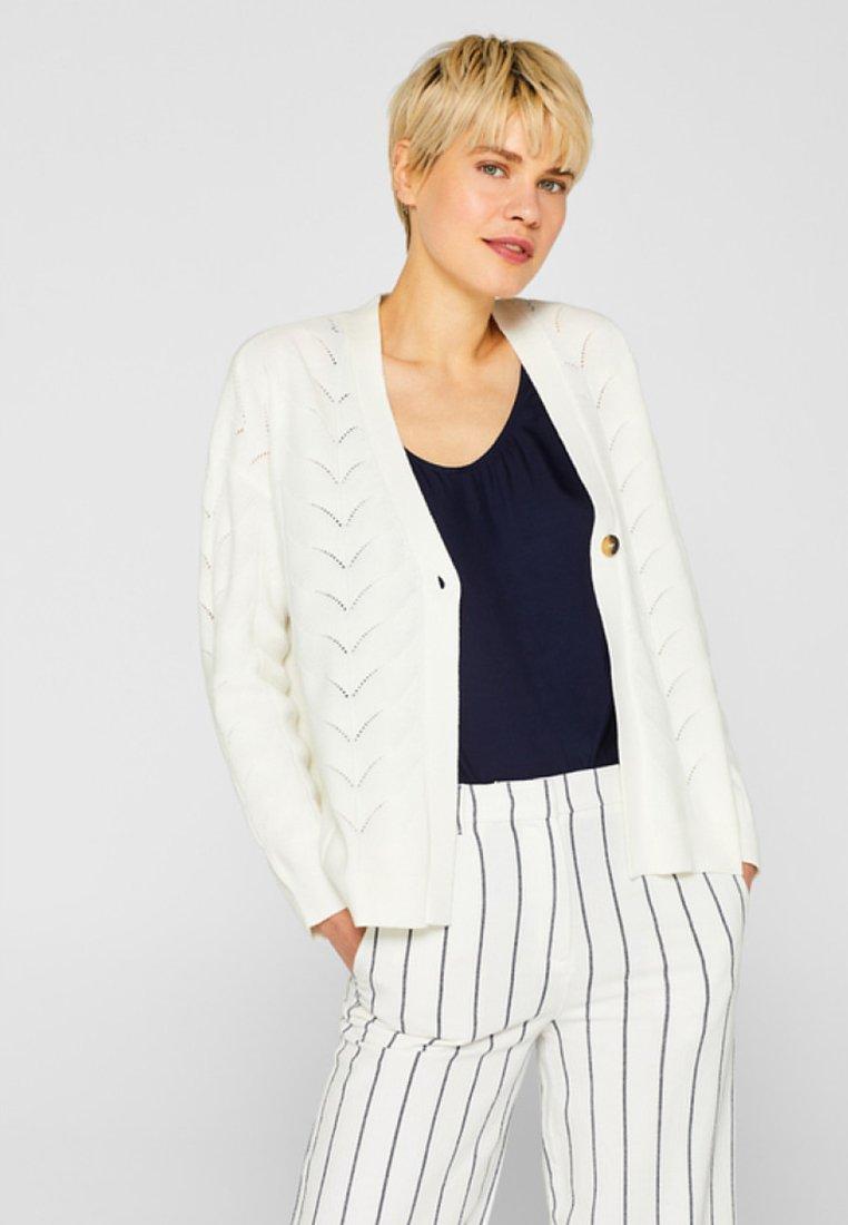 Esprit - Cardigan - off white