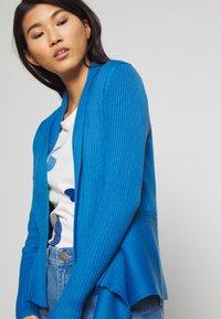 Esprit - Cardigan - bright blue - 3