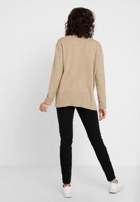 Esprit - Sweter - camel - 2