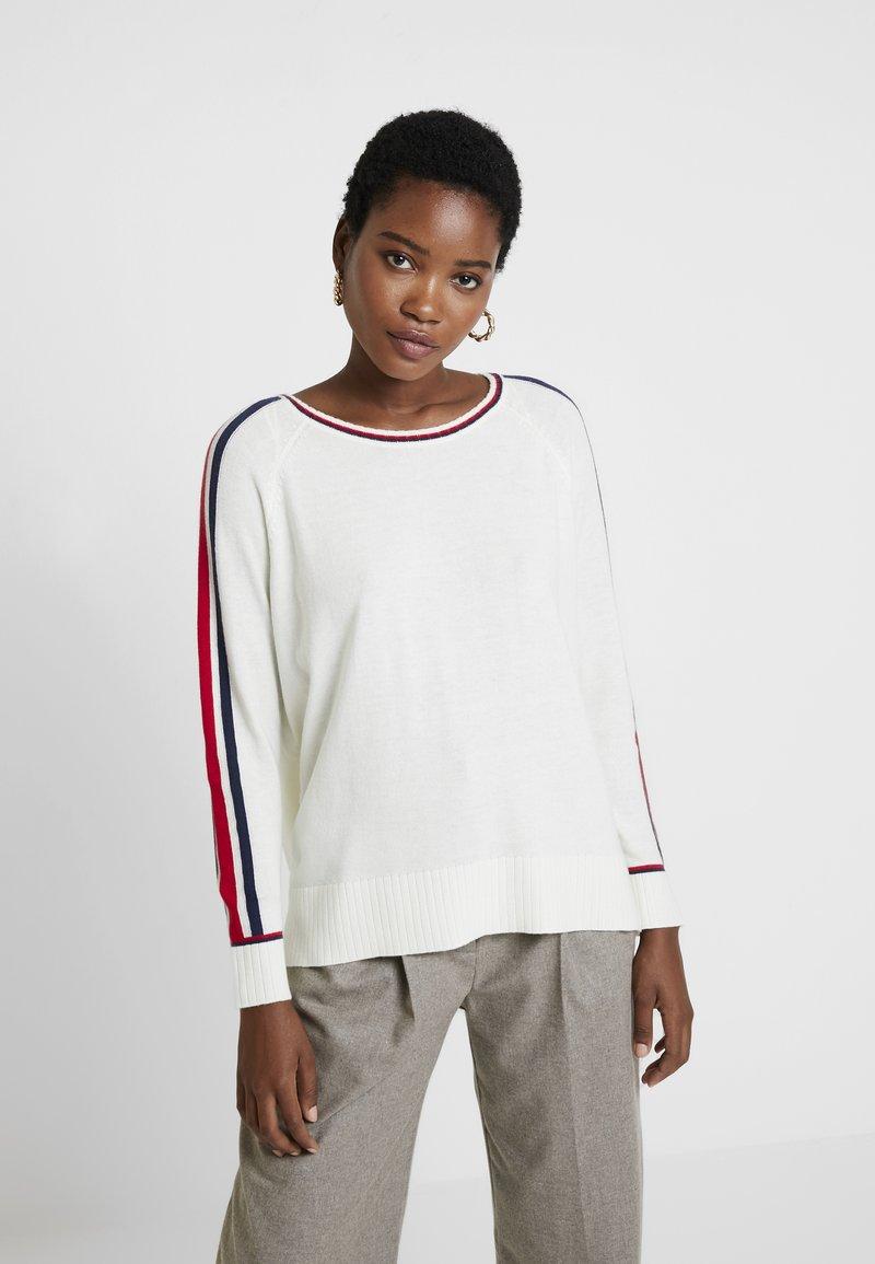 Esprit - TIPP - Strickpullover - off white