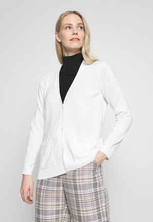 CARDIGAN - Strickjacke - off white