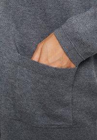 Esprit - CARDIGAN - Cardigan - dark grey - 5
