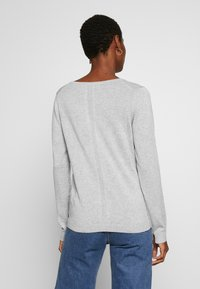 Esprit - Strickpullover - light grey - 2