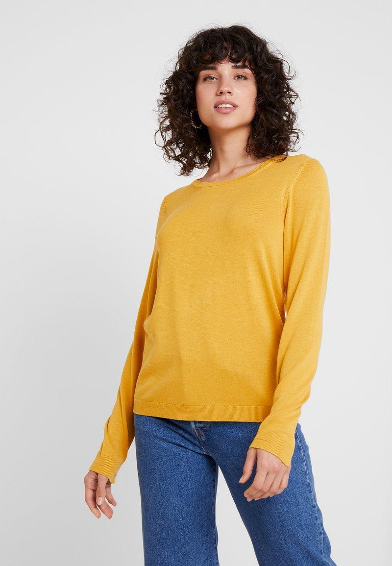 Esprit - Strickpullover - honey yellow