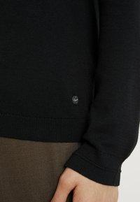 Esprit - Maglione - black - 4