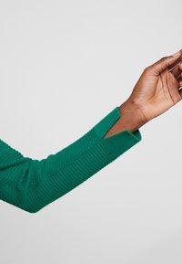 Esprit - Sweter - dark green - 4
