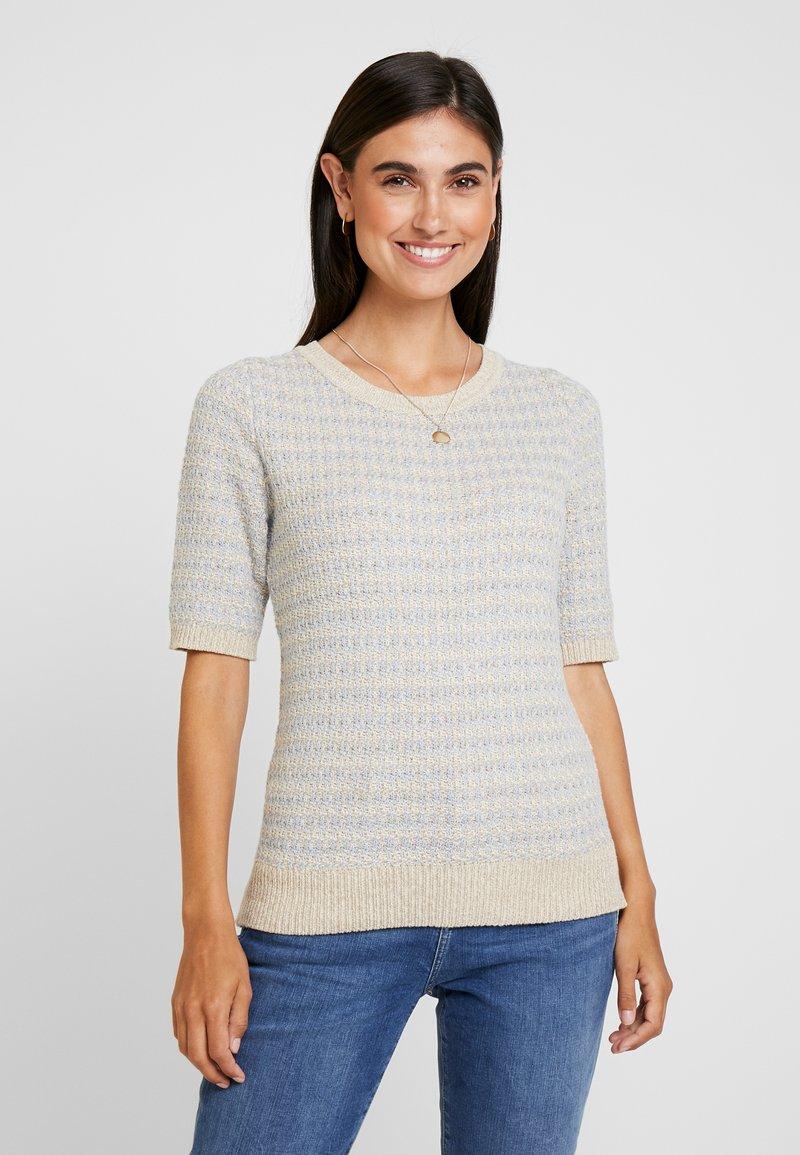 Esprit - T-shirt print - cream beige