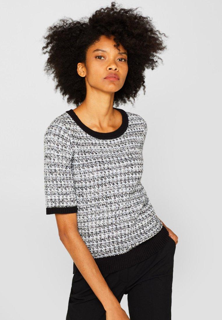 Esprit - T-shirt print - grey blue