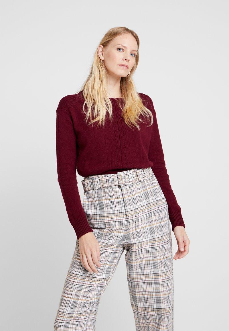 Esprit - Pullover - garnet red