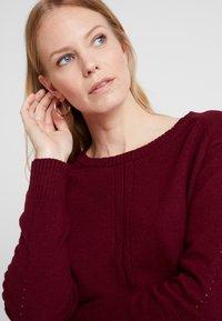 Esprit - Pullover - garnet red - 4