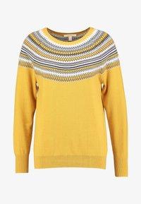 Esprit - Jersey de punto - honey yellow - 4