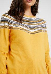 Esprit - Jersey de punto - honey yellow - 5