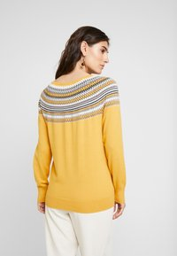 Esprit - Jersey de punto - honey yellow - 2