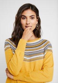 Esprit - Jersey de punto - honey yellow - 3